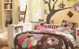 Домашний текстиль в разных стилях