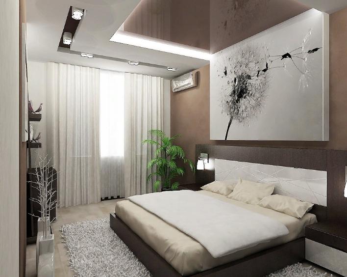 Оформления дизайна спальни. Секреты профессионалов