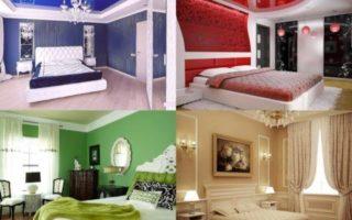 Дизайн для спален. Лучшие цветовые гаммы