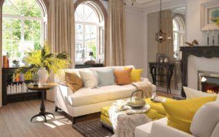 Интерьер квартиры - стиль или уют