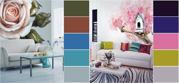 Как выбрать правильный цвет для стен