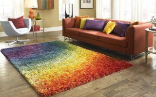 Мягкая роскошь: ковры в интерьере