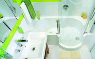 4 совета по обустройству и оформлению небольшой ванной комнаты