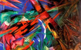 Экспрессионизм как смелый и необычный стиль