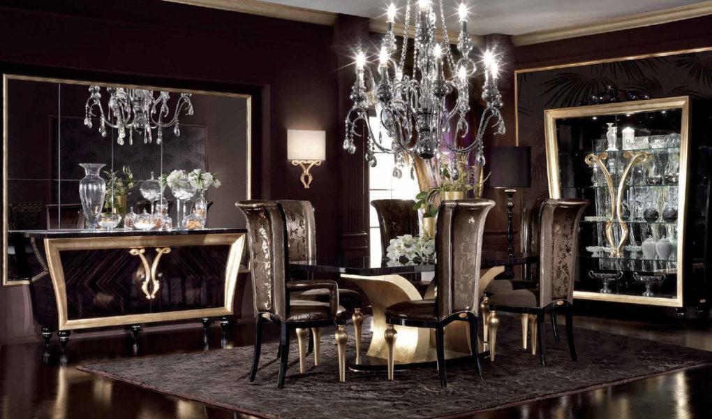 Мебель в стиле ар-деко