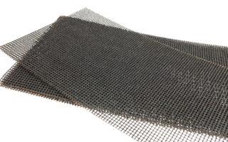 Шлифование оштукатуренной стены: наждачная бумага или алмазная сетка
