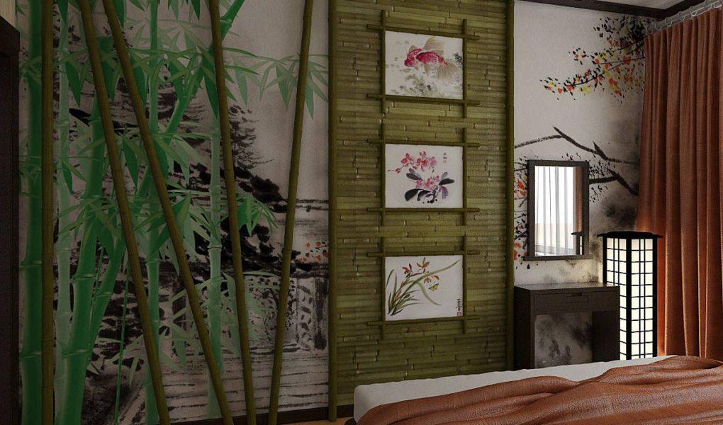 Украсьте дом бамбуком
