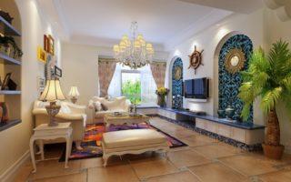 Средиземноморский стиль украшения дома