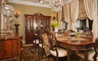 Что такое эдвардианская мебель