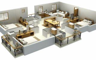 Как подобрать стиль интерьера и определиться с планировкой помещения