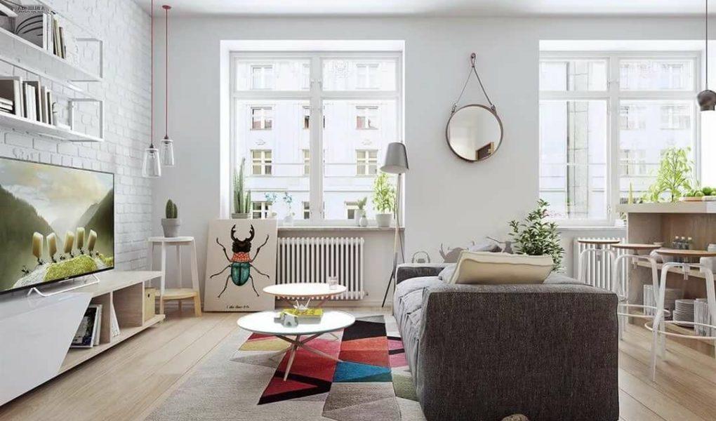 Интерьеры квартир в скандинавском стиле прямо из финляндии