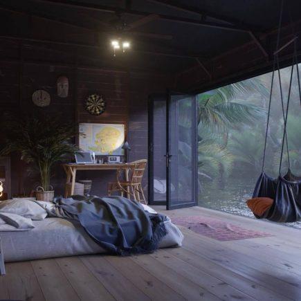 Как создать уютное и комфортное место для сна