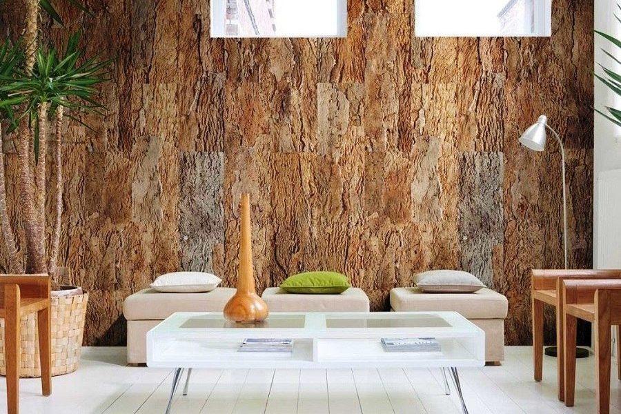 Натуральные материалы в современном декоре