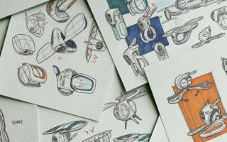 Промышленный дизайн - История возникновения
