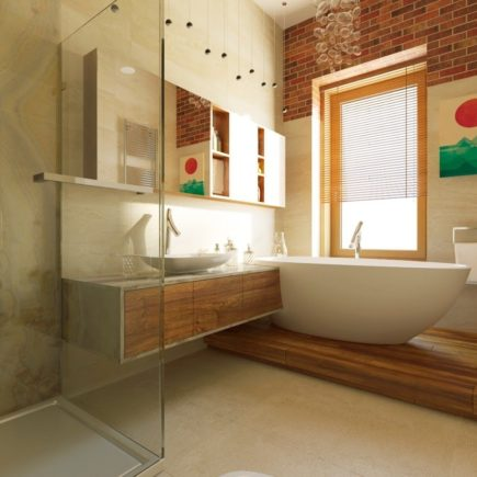 Дизайн ванной комнаты: каким он должен быть