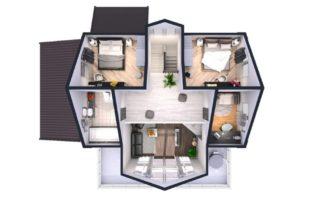 Оптимальный выбор планировки дома с учётом личных предпочтений