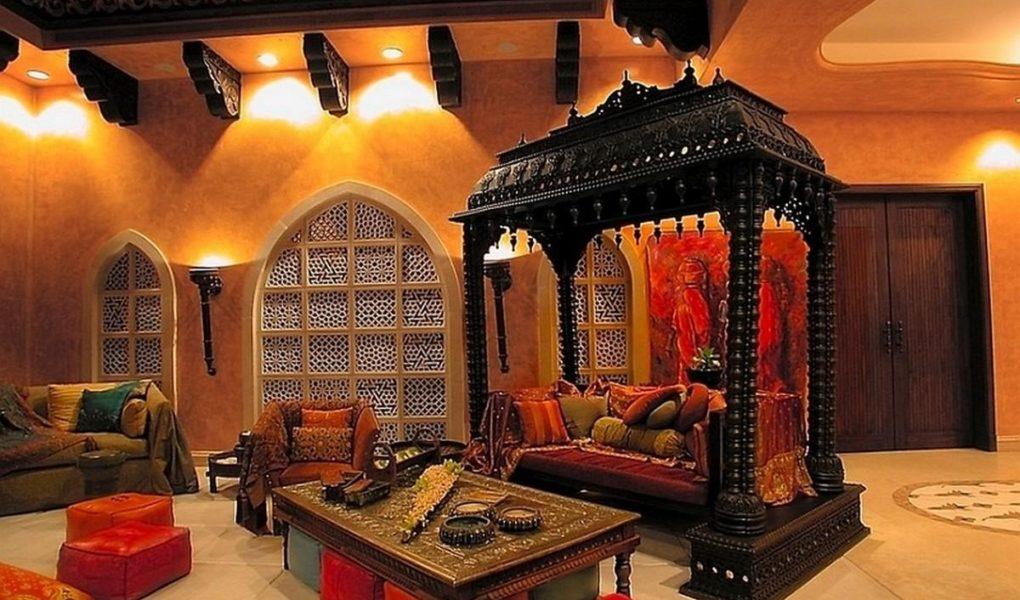 Индийский стиль