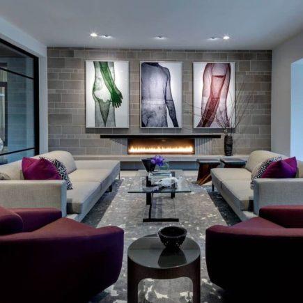 Модные тенденции в дизайне квартир